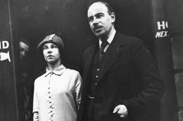 Keynes' Wedding
