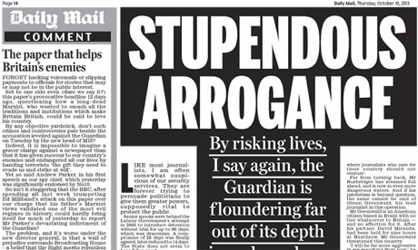 Daily Mail editorial