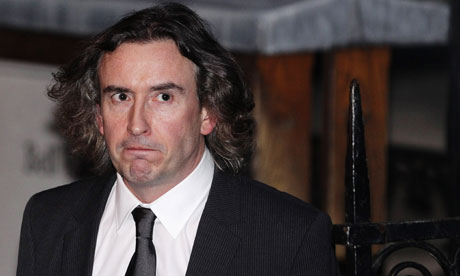 Steve Coogan after giving evidence