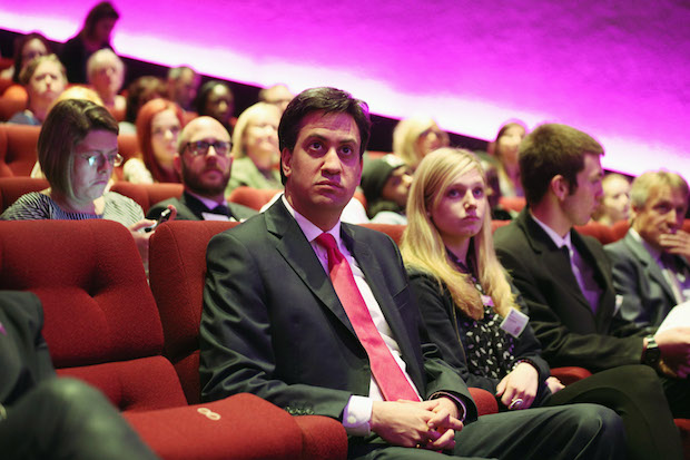 Ed Miliband Attends Launch Of Online Mental Health Resource For Children